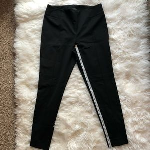 The Limited cropped pants